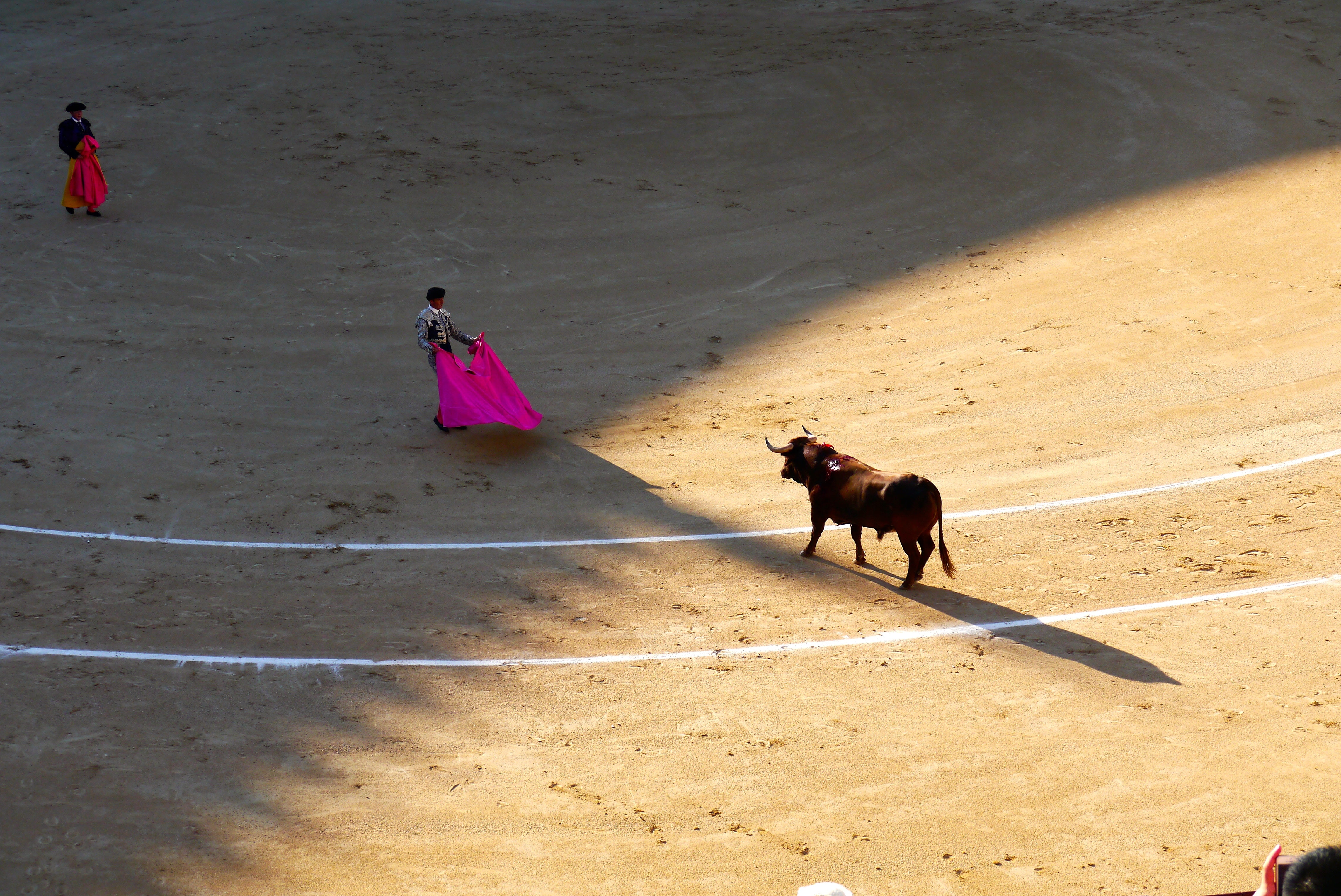 Corrida – Witnessing a Spanish Bullfight