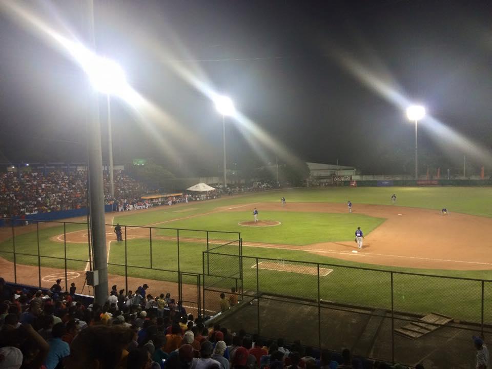 San Juan Del Sur Nicaragua first baseball game