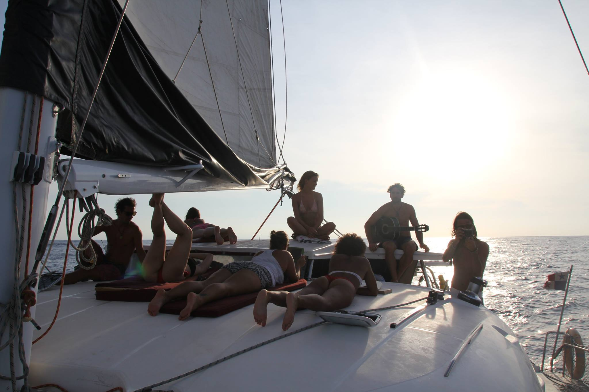 Sailing with Gitano Del Mar