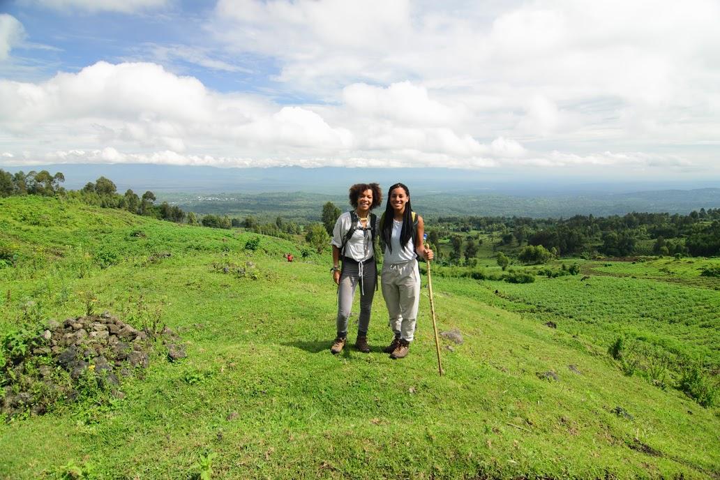 democratic republic of congo gorilla trek