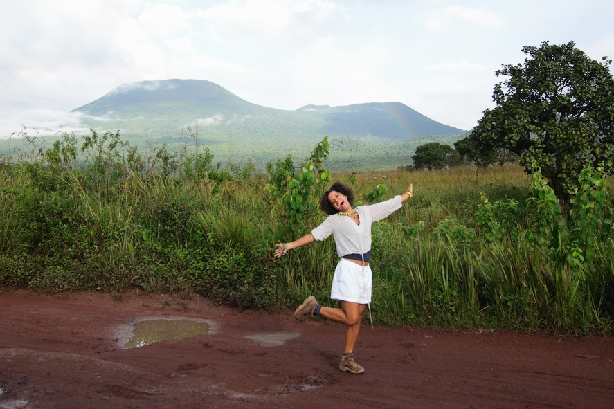 virguna national park congo
